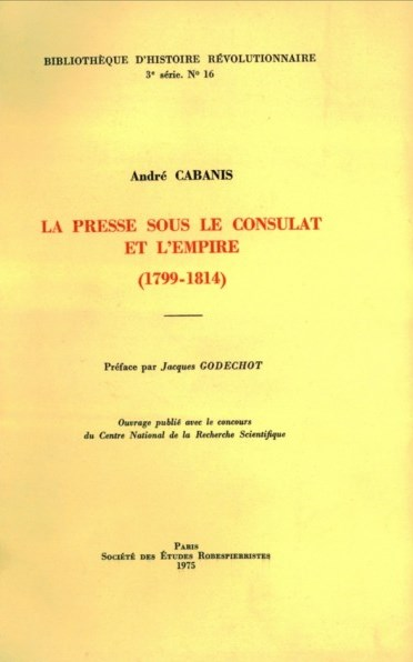 La presse sous le Consulat et l'Empire.jpg